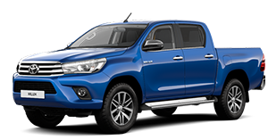 Toyota Hilux - Concessionaria Toyota Caresanablot Via Vercelli