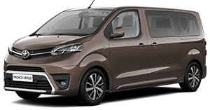 Toyota Proace Verso - Concessionaria Toyota Caresanablot Via Vercelli