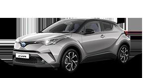 Toyota C-HR - Concessionaria Toyota Caresanablot Via Vercelli