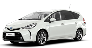 Toyota Prius+ - Concessionaria Toyota Caresanablot Via Vercelli