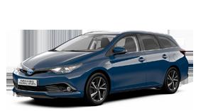 Toyota Auris Touring Sports - Concessionaria Toyota Caresanablot Via Vercelli